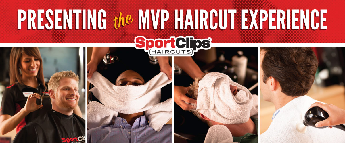 The Sport Clips Haircuts of Lubbock Central Park MVP Haircut Experience